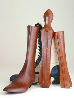 3-pieces woman boot trees 2/3