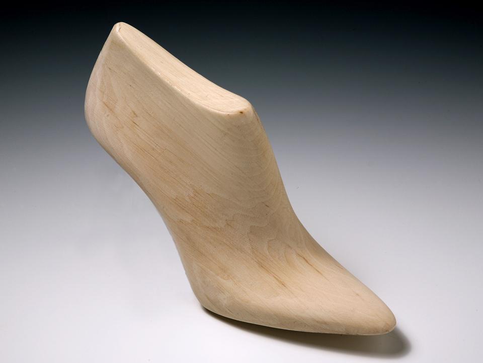shoe last : instep change woman