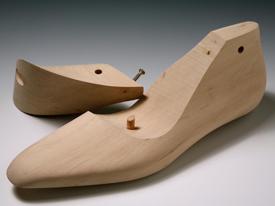 shoe last : prototyping